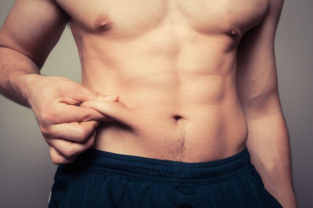 man-pinching-belly-fat