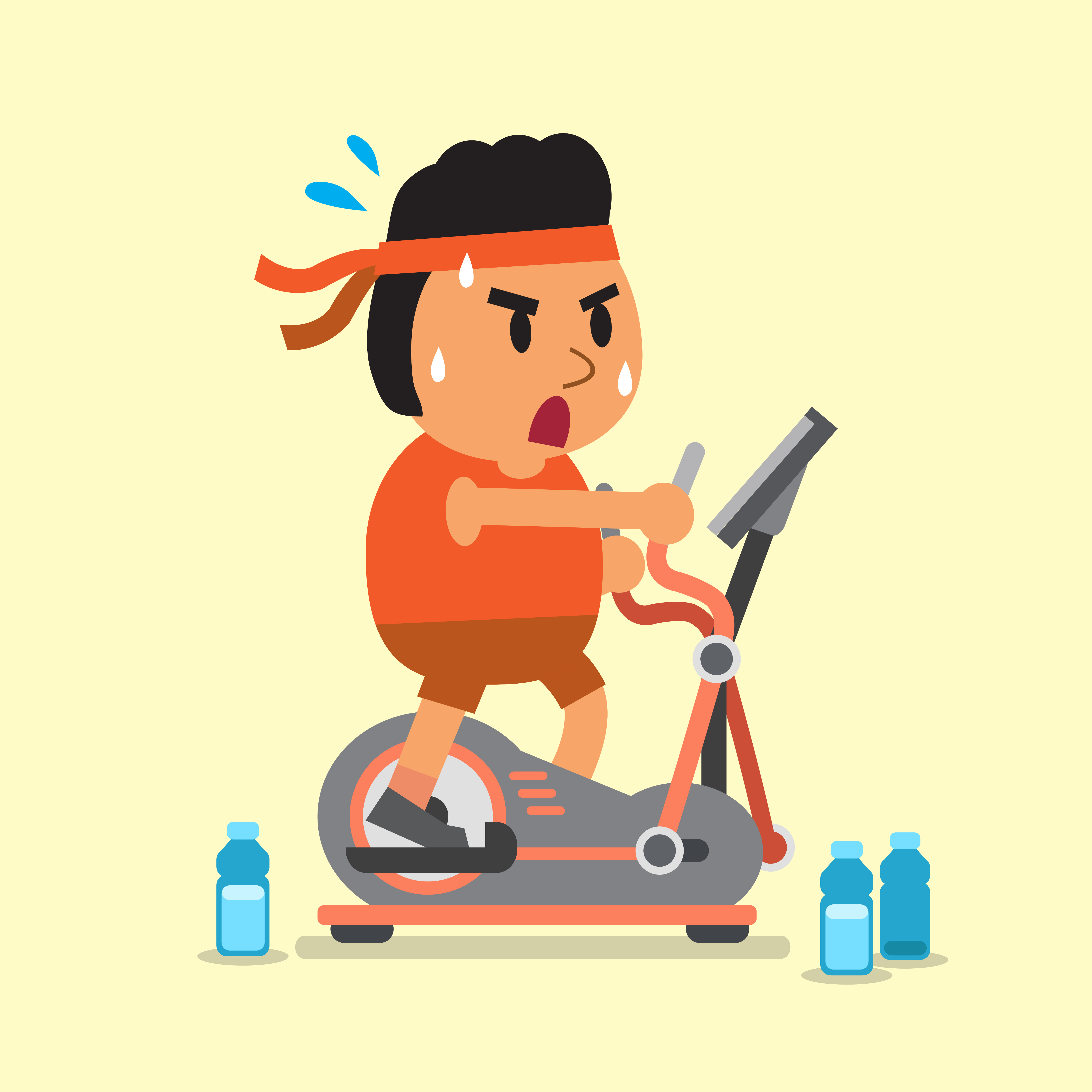 Can Cardio Exercise Build Muscle