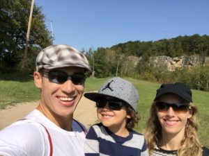 family-hiking-gave-up-cardio