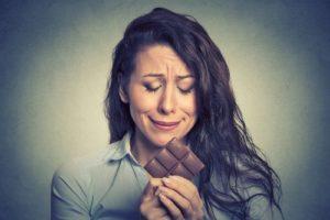 woman-chocolate-mental-shift