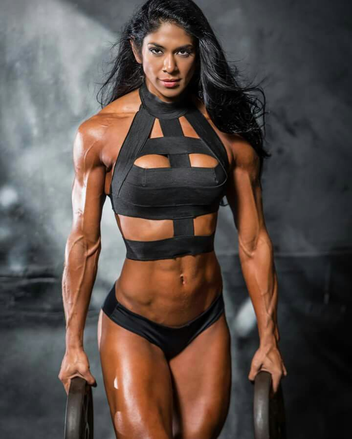 Why You're Not Building Muscle – Ivana Chapman