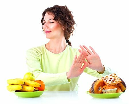diets-food-plate-woman