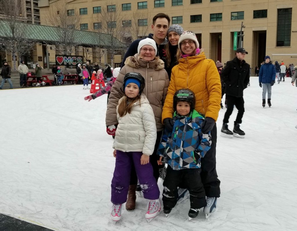 skating-family-holiday-season
