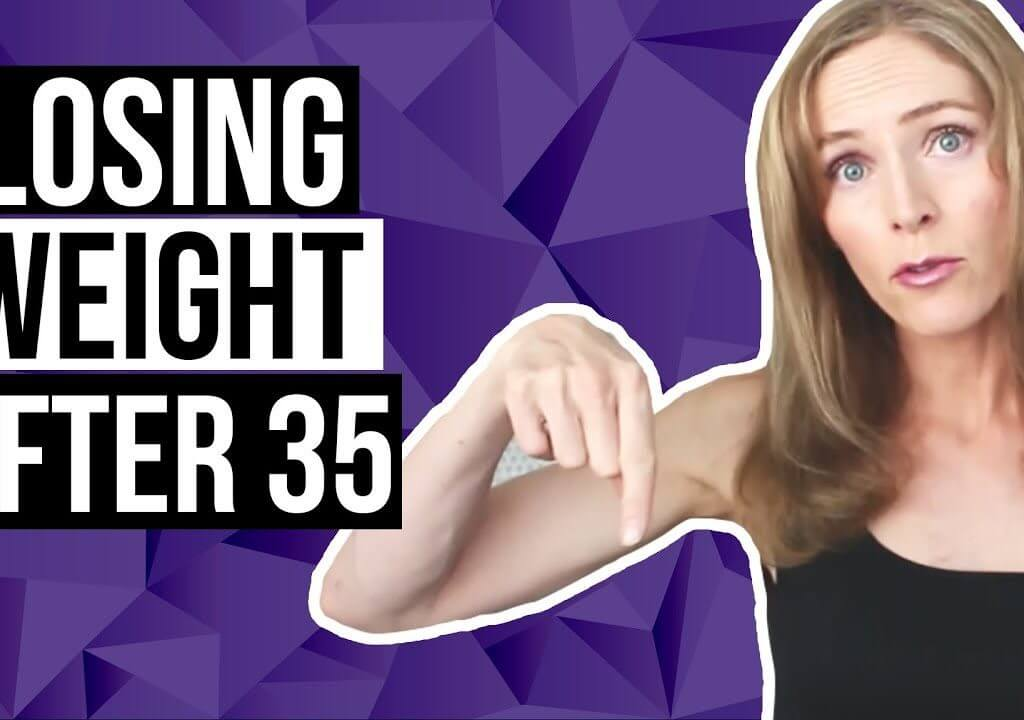 Losing Weight After 35 Naturally